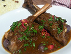 Tunisian Lamb Shanks